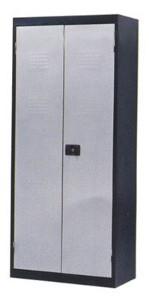 gabinete 75x165x37 negro con gris