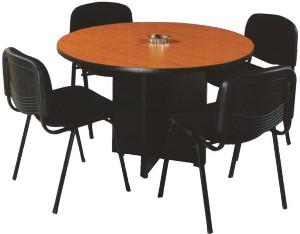 mesa juntas circular