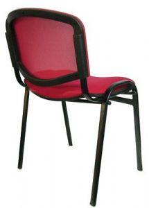 silla de visita malla 2